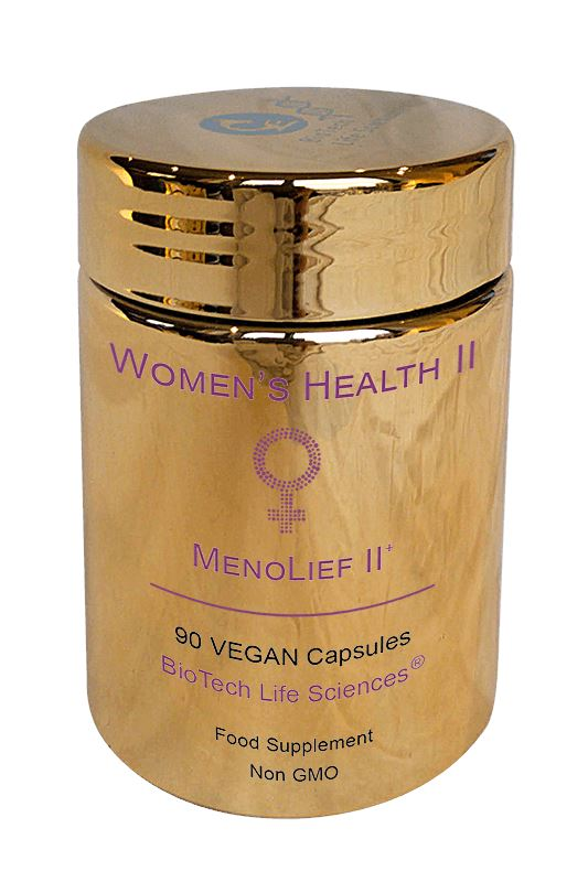 Female 2 - Menolief 2 Womens Health BioTech Life Sciences