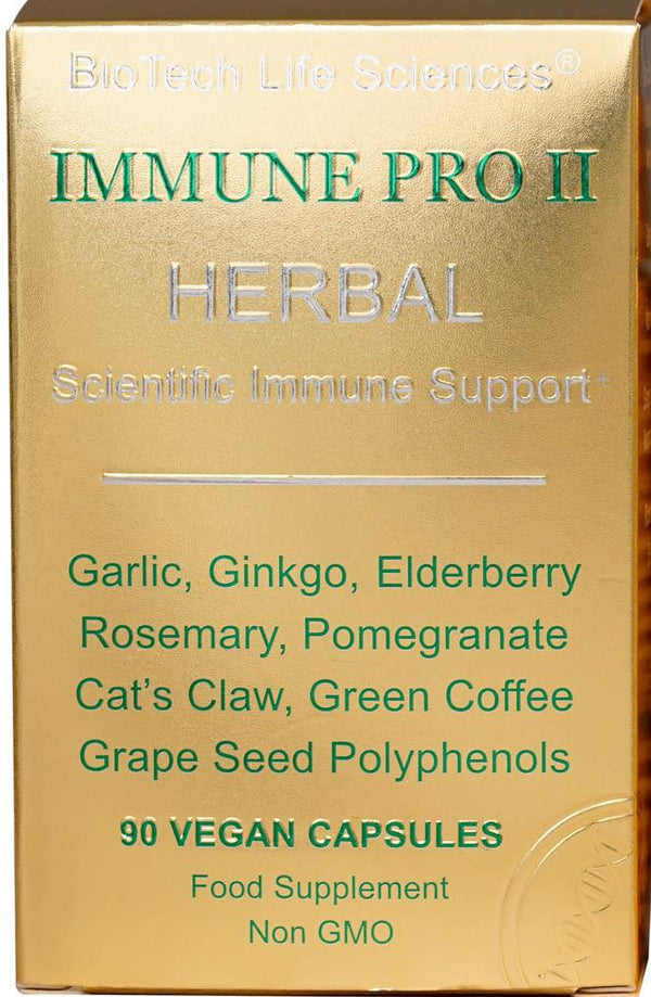 Immune 2 - Herbal Immune Pro BioTech Life Sciences