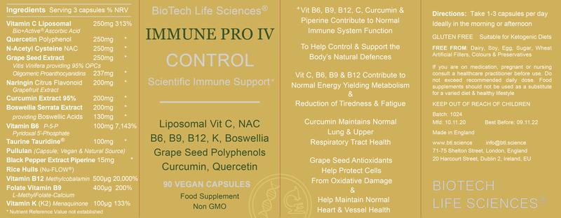 Immune Pro - Gift Pack of 6 Immune Pro BioTech Life Sciences