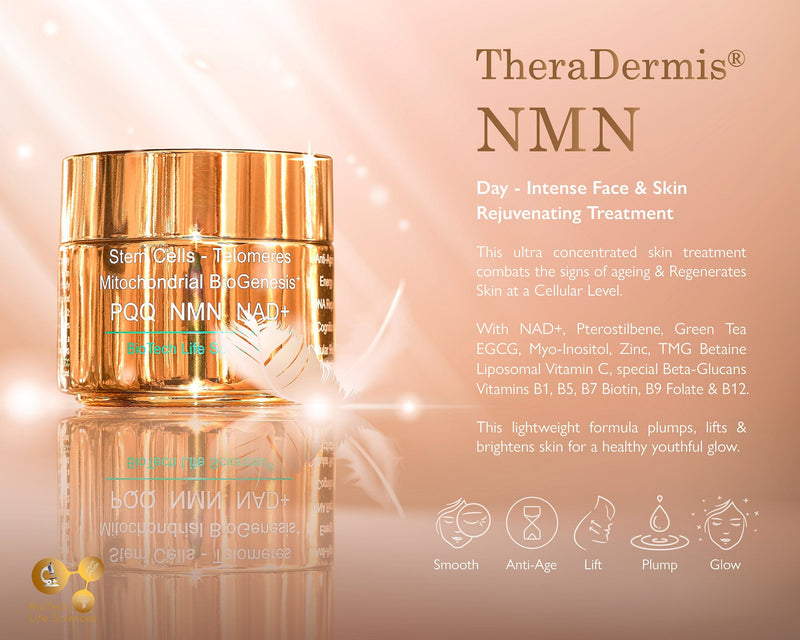 TheraDermis® special NMN Face & Skin Rejuvenation Beauty BioTech Life Sciences