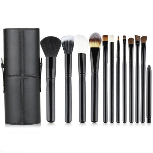 Obsessed Brush Collection + Black Case