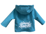 Soft shell jas - So blue - Tarzanella Kinderkledij