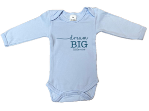 Romper - Dream big little one - Tarzanella Kinderkledij