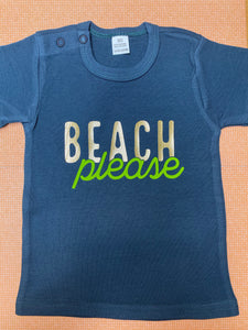 T-shirt - Beach please - Tarzanella Kinderkledij