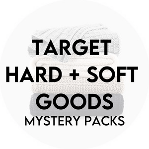 Load image into Gallery viewer, TARGET HARD + SOFT GOODS | 100 PIECE MYSTERY PACK - JOMAR WHOLESALE