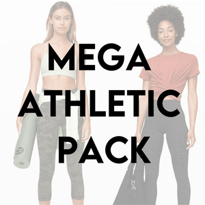 Load image into Gallery viewer, NWT MEGA ATHLETIC PACK | 50 PIECES - JOMAR WHOLESALE