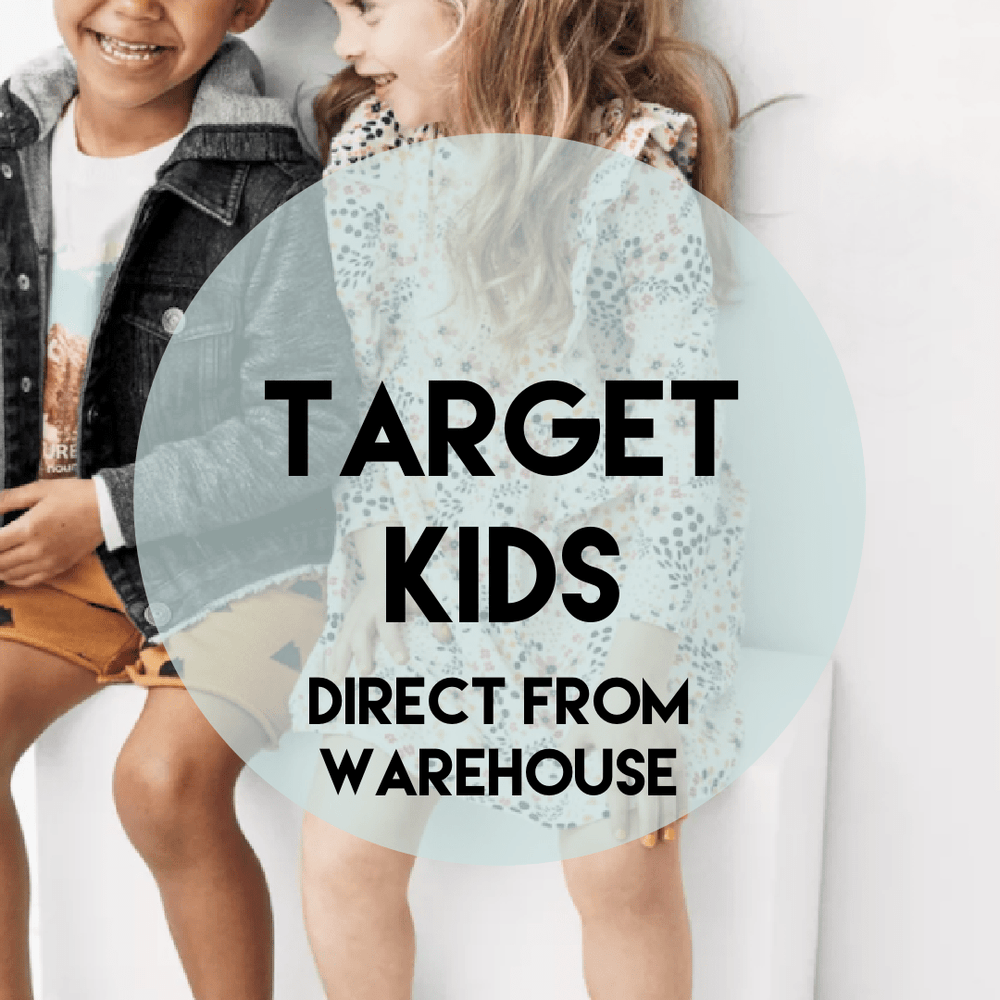 TARGET KIDS MIXED CLOTHING | Direct From Warehouse - JOMAR WHOLESALE