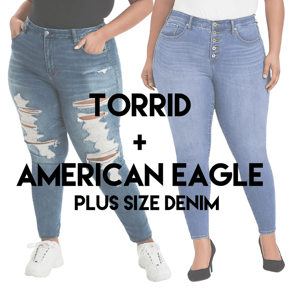 Load image into Gallery viewer, TORRID + AE PLUS SIZE DENIM | Women's NEW | 15 ct - JOMAR WHOLESALE