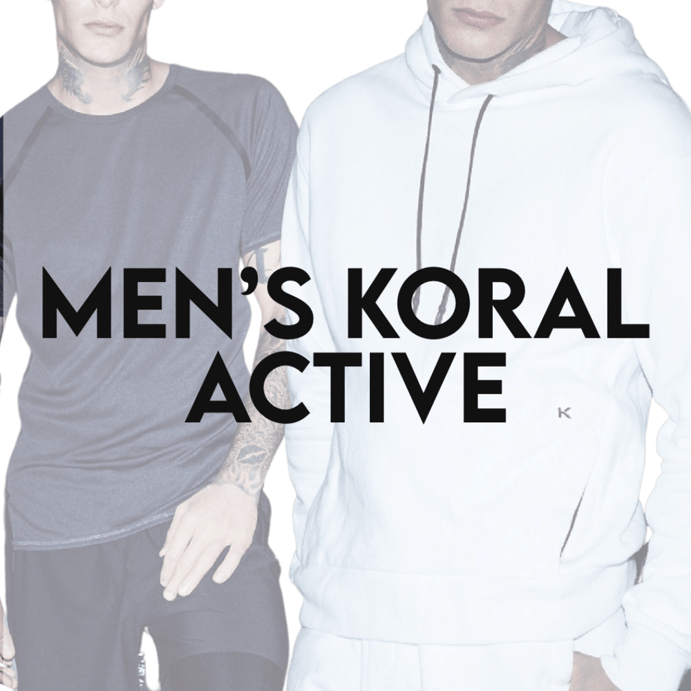 KORAL ACTIVE MEN'S | Assorted Styles | 10 ct - JOMAR WHOLESALE