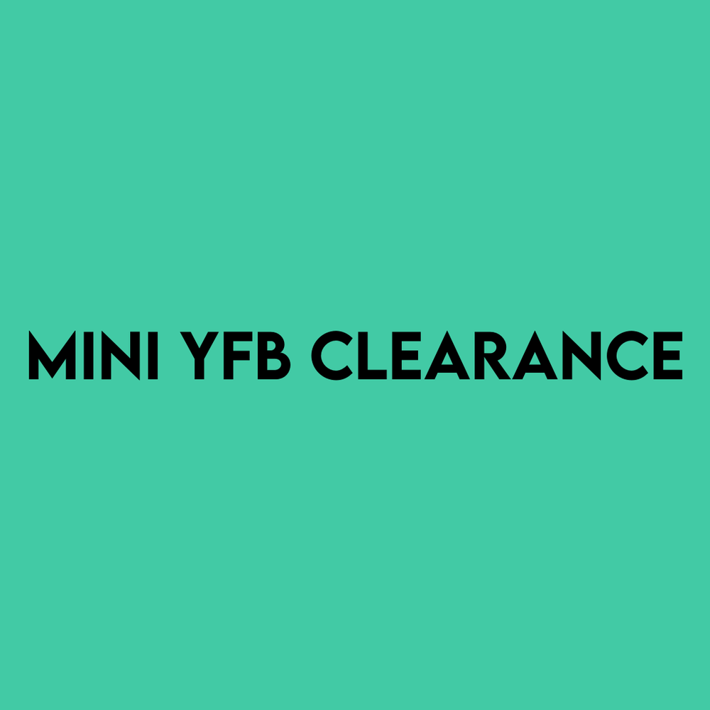 MINI YFB by YOUNG FABULOUS & BROKE CLEARANCE | 25 pieces - JOMAR WHOLESALE