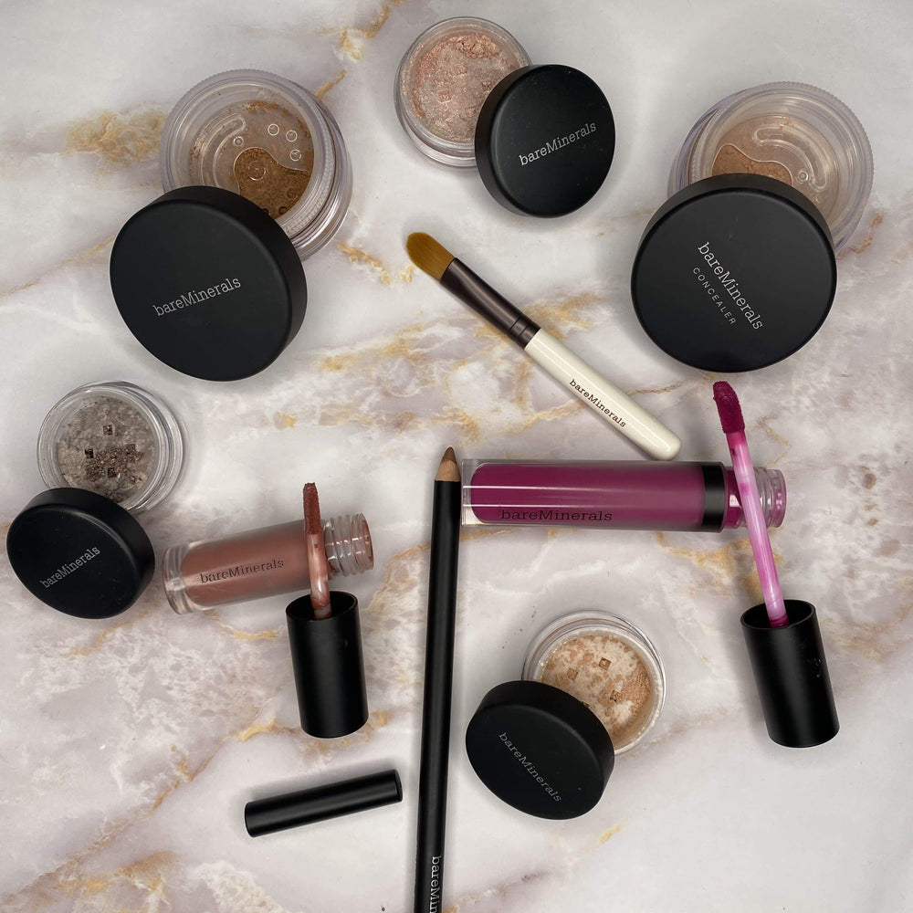 BARE MINERALS BEAUTY | Assorted Cosmetics NEW | 20 piece packs - JOMAR WHOLESALE
