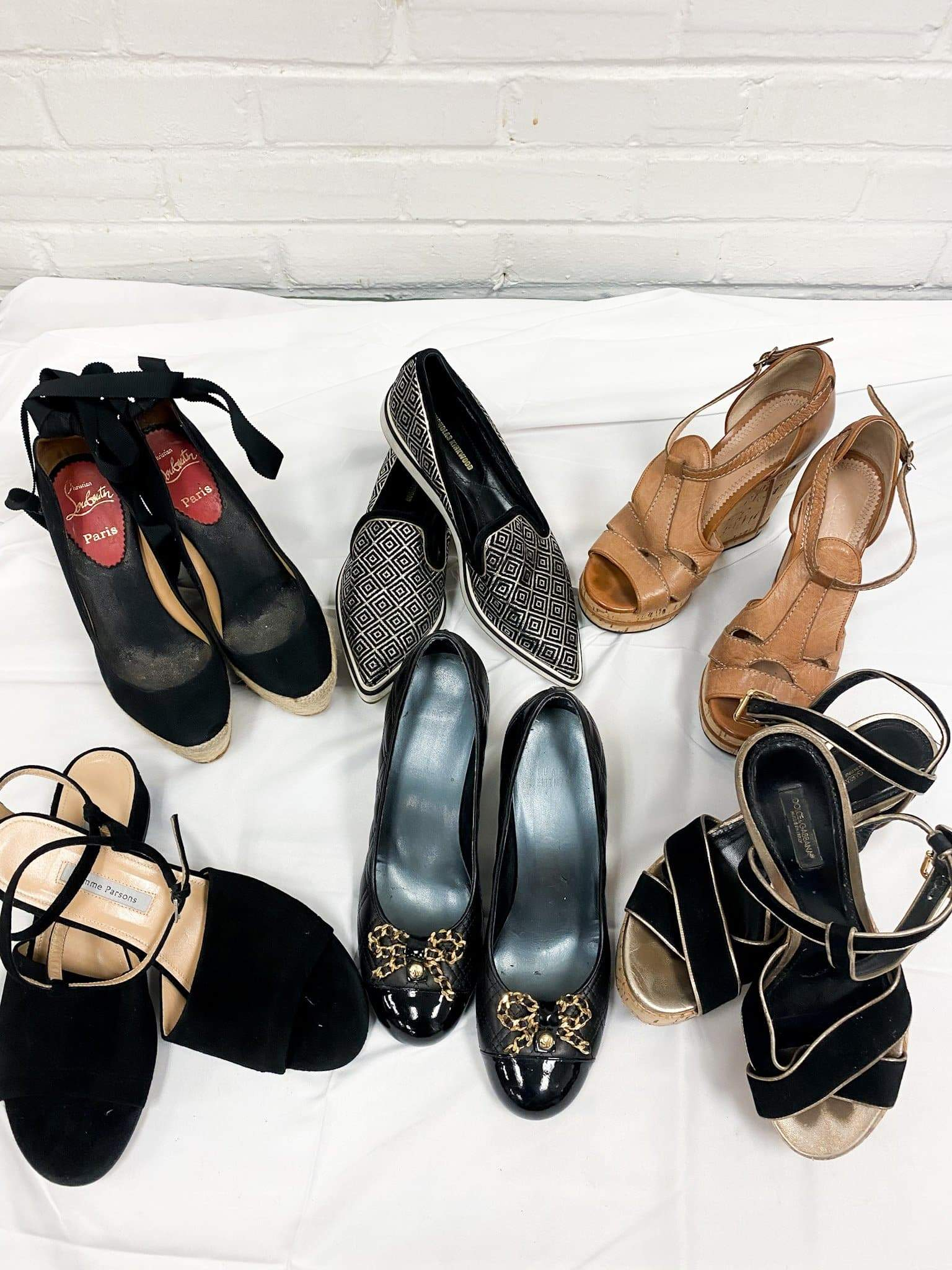 PREMIUM WOMEN'S SHOES | Preloved | 5 ct - JOMAR WHOLESALE