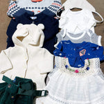 INFANT & TODDLER ASSORTED | Children's Gently Pre Loved | 100 pieces - JOMAR WHOLESALE