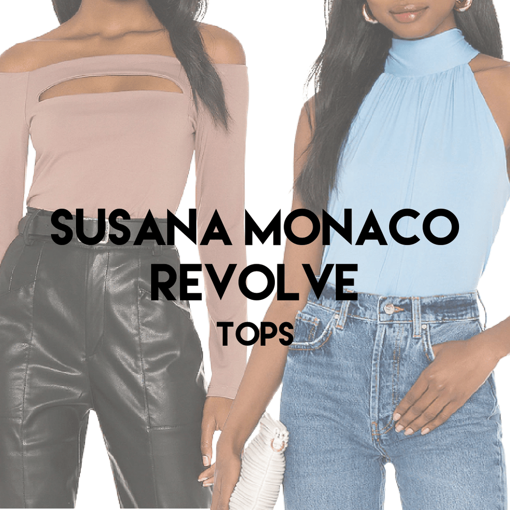SUSANA MONACO TOPS | Women's NEW | 20 pieces - JOMAR WHOLESALE