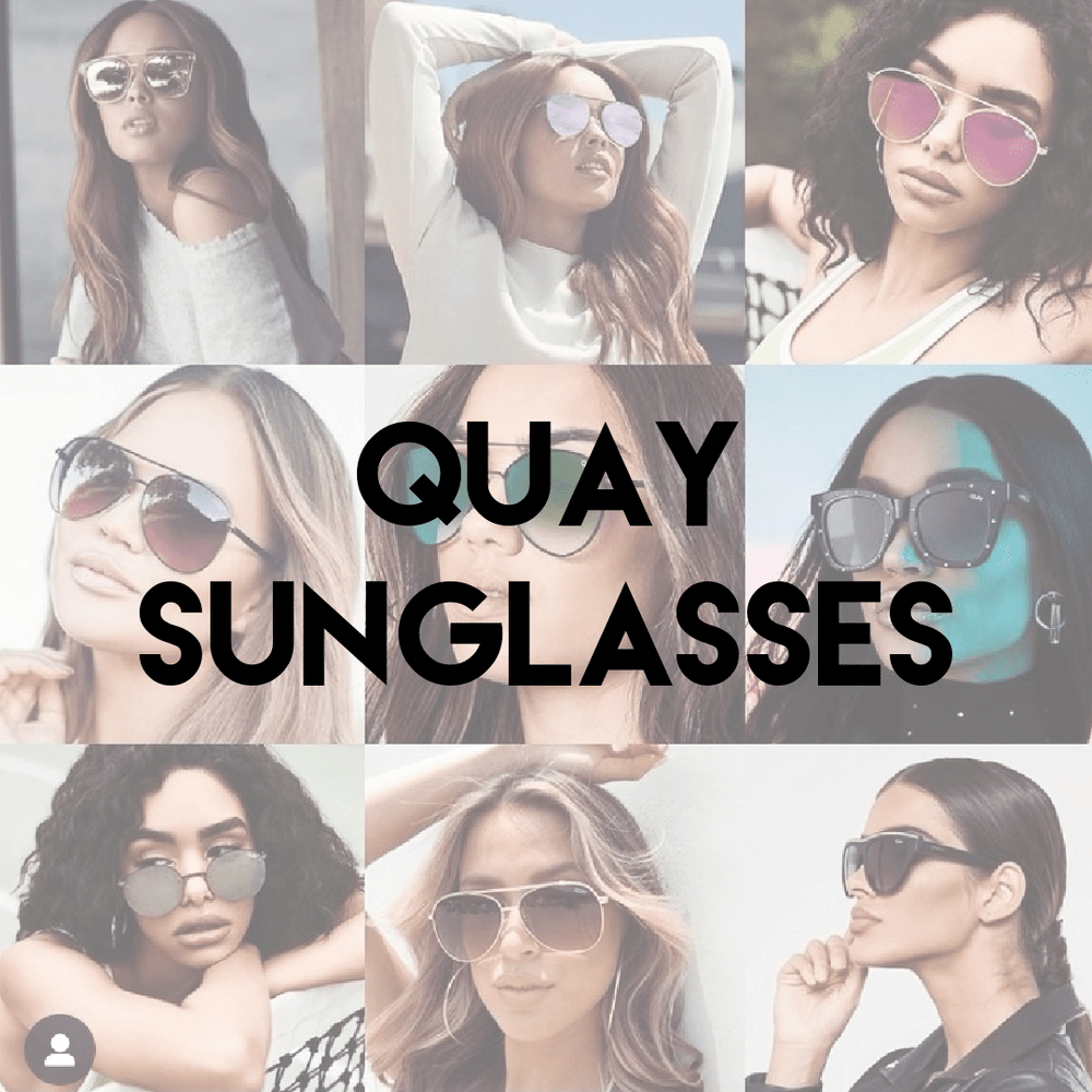 QUAY SUNNIES | Assorted NEW | 10 pair