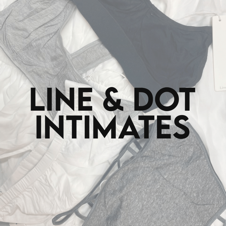LINE & DOT BRALETTES | Women's New | 10 pieces - JOMAR WHOLESALE