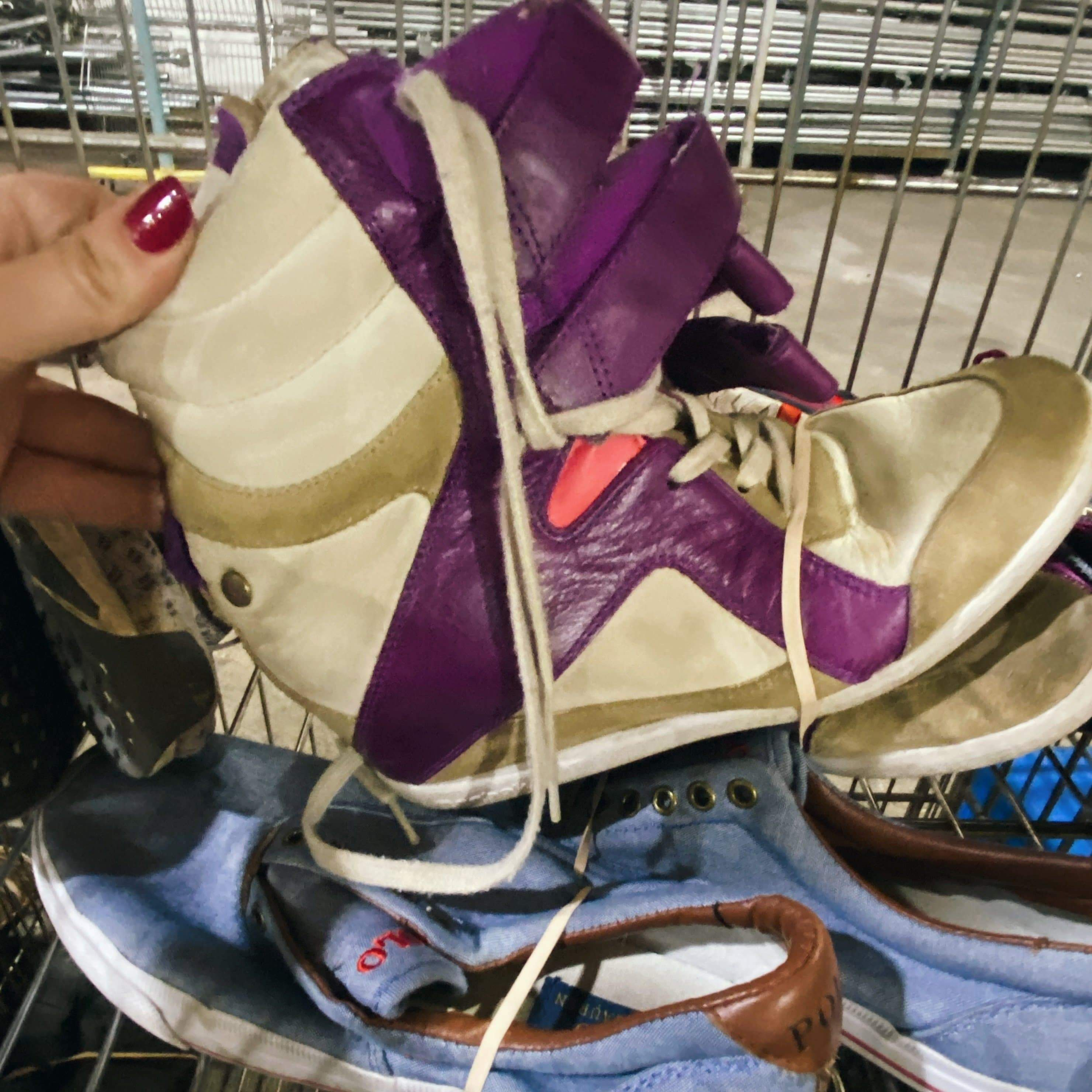 ASSORTED MIXED SHOES | Women's Pre-loved | 20 pairs - JOMAR WHOLESALE