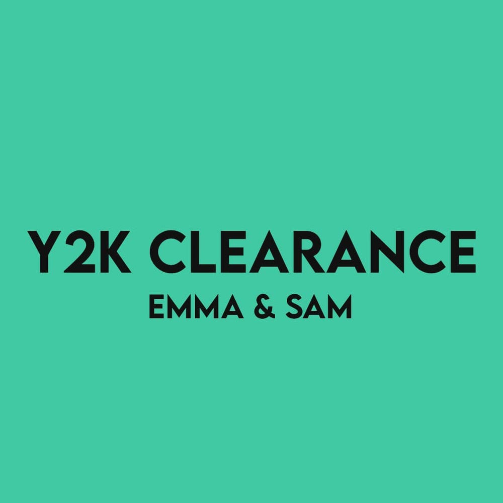 Y2K CLEARANCE | Emma & Sam Mesh Tees | 20 pieces - JOMAR WHOLESALE