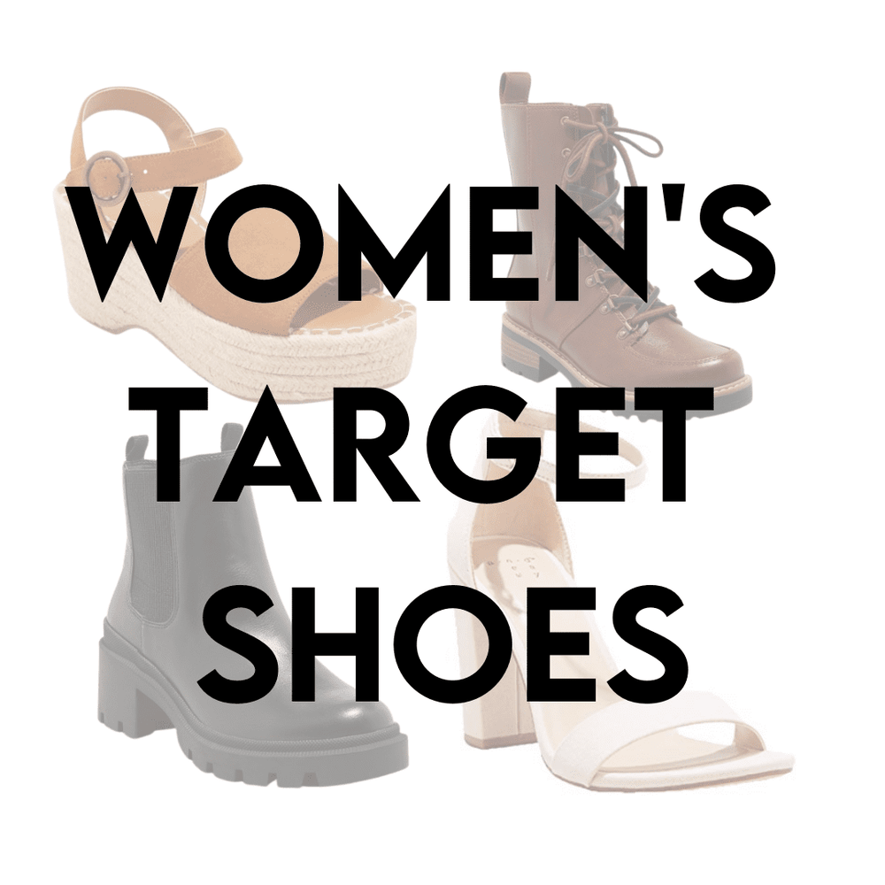 WOMEN'S TARGET SHOES | 8 PAIRS - JOMAR WHOLESALE