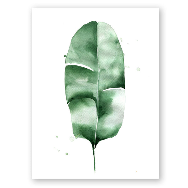 Banana Leaf no.5 Print