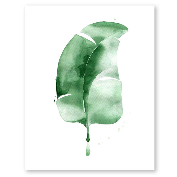 Banana Leaf no.1 Print