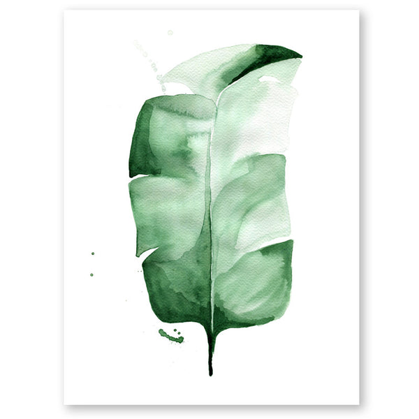 Banana Leaf no.3 Print
