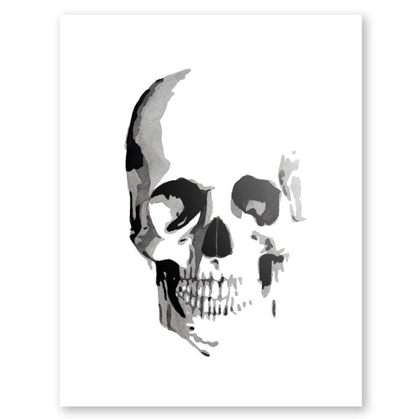 Skull Print The Aestate