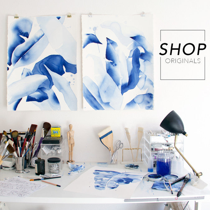 shop original paintings
