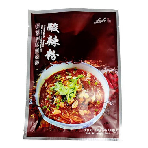 Package AA Vermicelli Sauce Hot & Sour Flavor 5.29oz Front