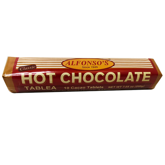 Alfonso's Hot Chocolate Tablets 7.05oz