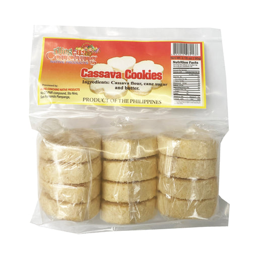 Aling Conching Cassava Cookies 3.18oz Front