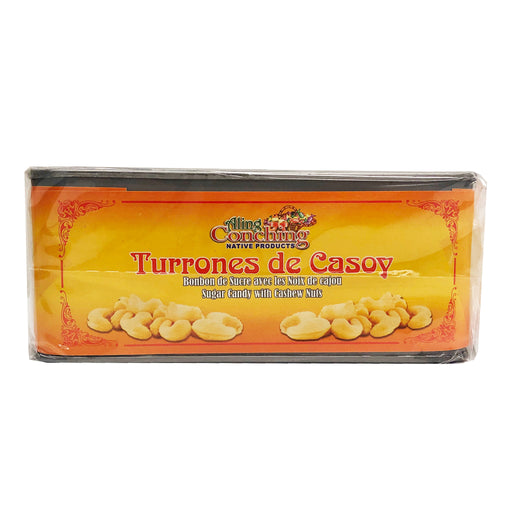 Aling Conching Turrones De Casoy 7.4oz Front