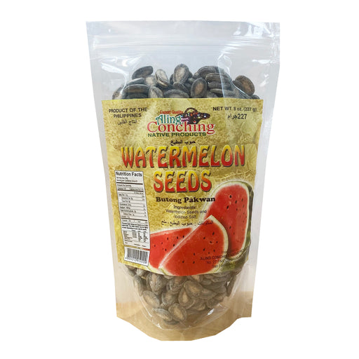 Aling Conching Watermelon Seeds 8oz Front