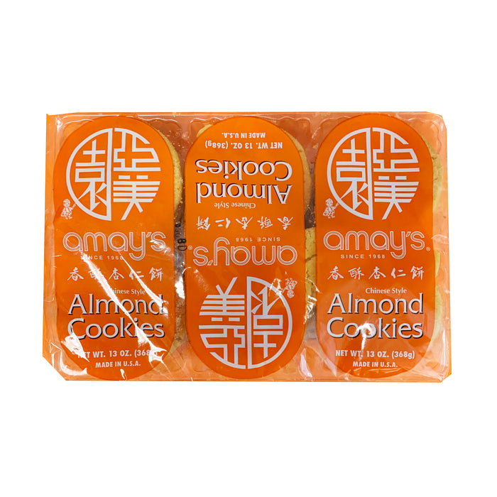 Amays Almond Cookies 13oz