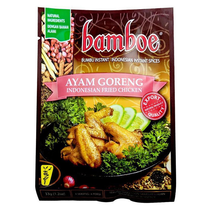 Bamboe Indonesian Mix - Ayam Goreng 1.2oz