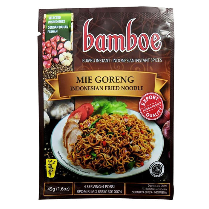 Bamboe Indonesian Mix - Mie Goreng 1.6oz Image 1