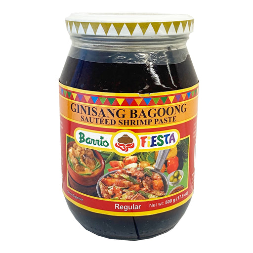 Barrio Fiesta Bagoong Regular 17.65oz Front