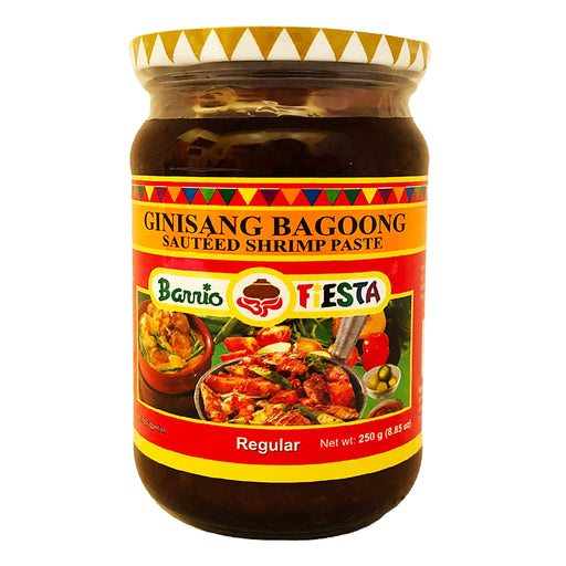 Barrio Fiesta Bagoong Regular 8.8oz Front