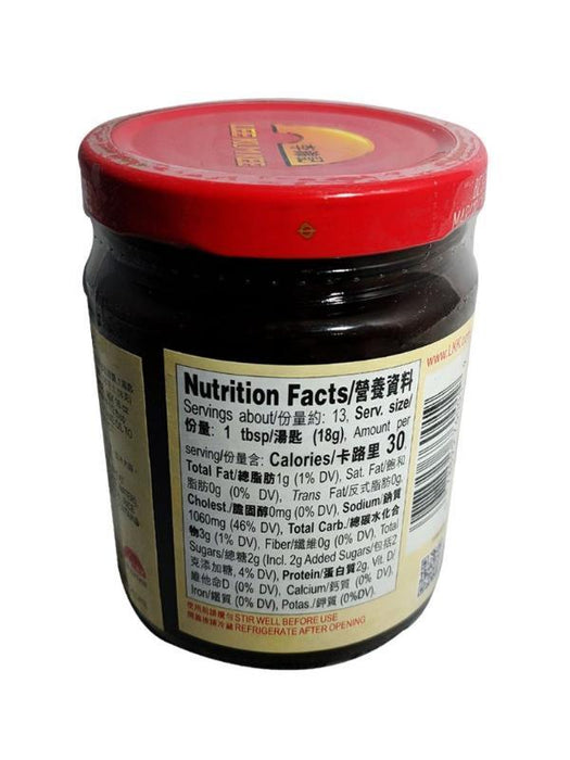 Lee Kum Kee Black Bean Garlic Sauce 8oz Image 2