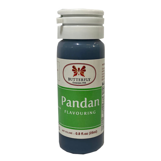 Butterfly Pandan Flavoring 0.8oz Front