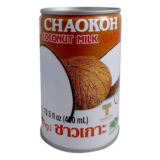 Package Chaokoh Coconut Milk 13.5oz Front