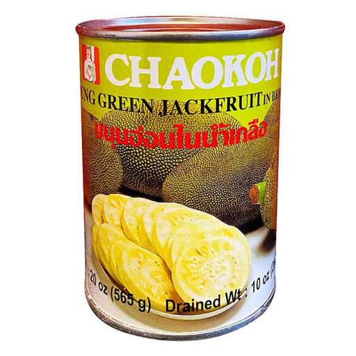 Package Chaokoh Green Jackfruit 20oz Front