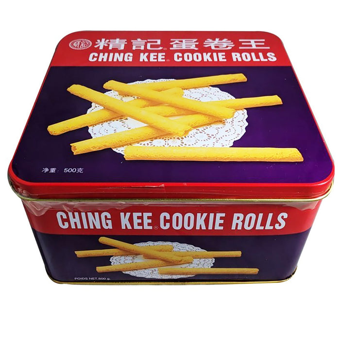 Ching Kee Cookie Rolls 16oz Image 1