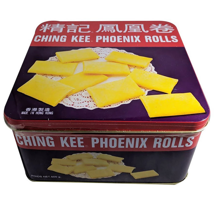Ching Kee Phoenix Rolls 16oz Front