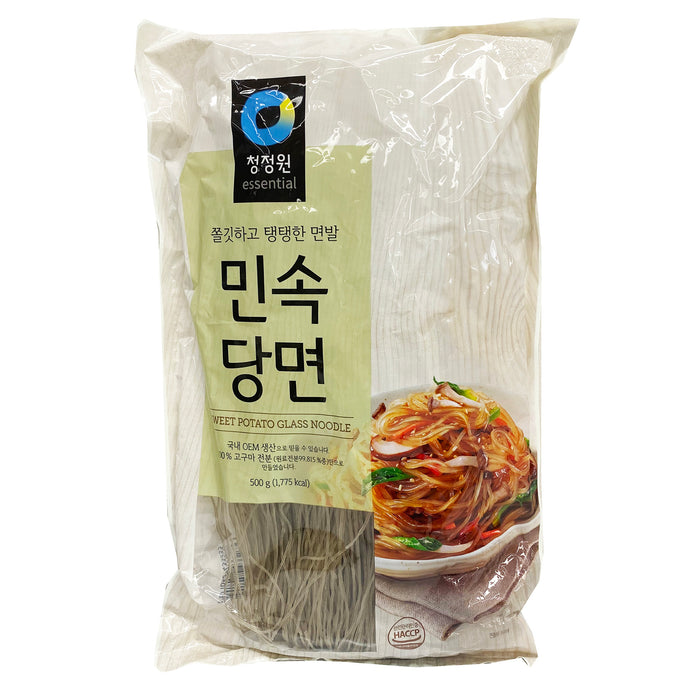 Chung Jung One Sweet Potato Glass Noodle 17.6oz
