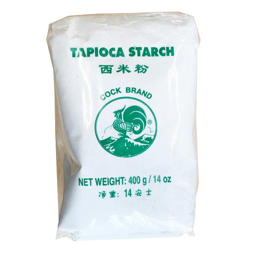 Package Cock Tapioca Starch 14oz Front