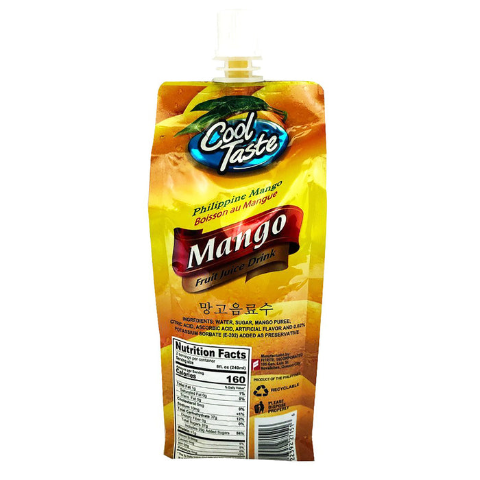 Cool Taste Drink - Mango 16oz