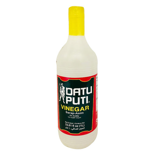 Package Datu Puti Vinegar 33.81oz Front