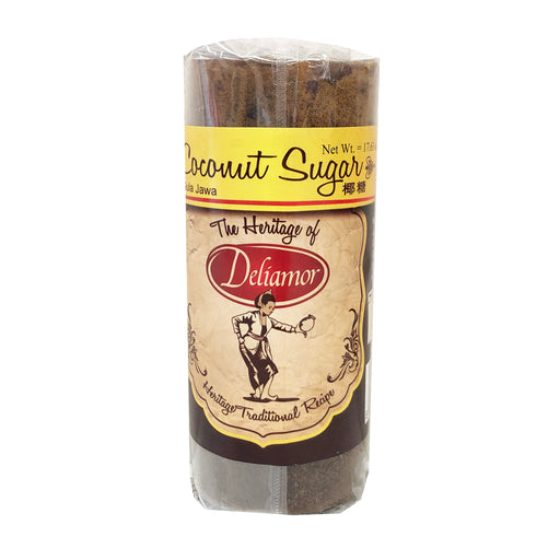Package Deliamor Coconut Sugar 17.63oz Front