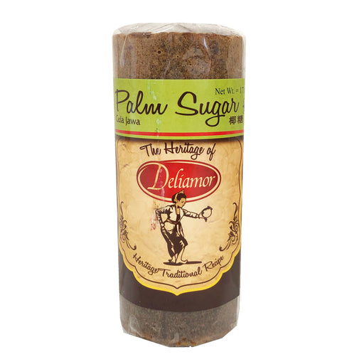 Deliamor Palm Sugar 17.63oz Front